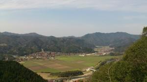 桜江町小田地区